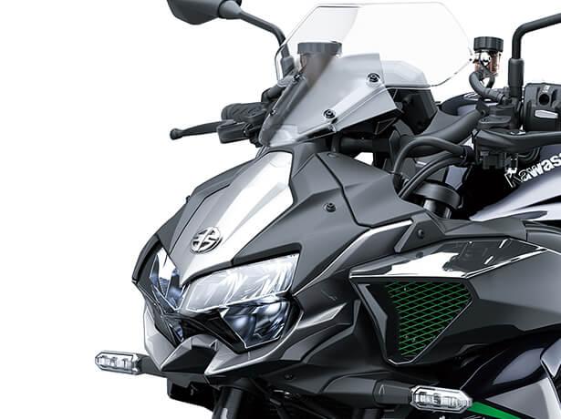 Kawasaki Z-H2 2020 สุดยอดรถจักรยานยนต์ไฮเปอร์ไบค์2