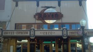 Raven Cafe.