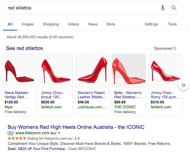 Google-Shopping-example