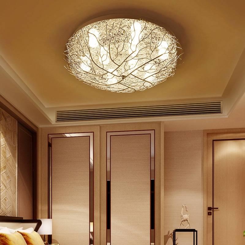 Đèn LED ốp trần đẹp