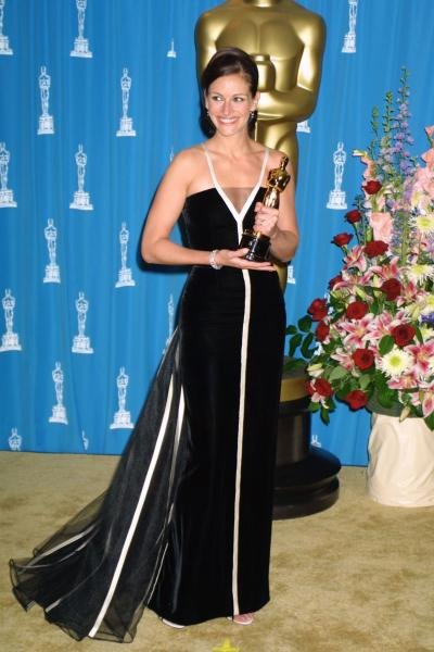 Julia Roberts, 73rd Academy Awards