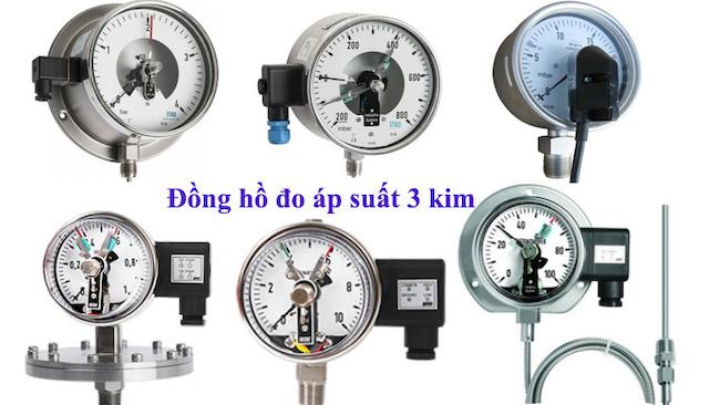 Đồng hồ đo áp suất dạng cơ khí có nguyên lý hoạt động như thế nào?