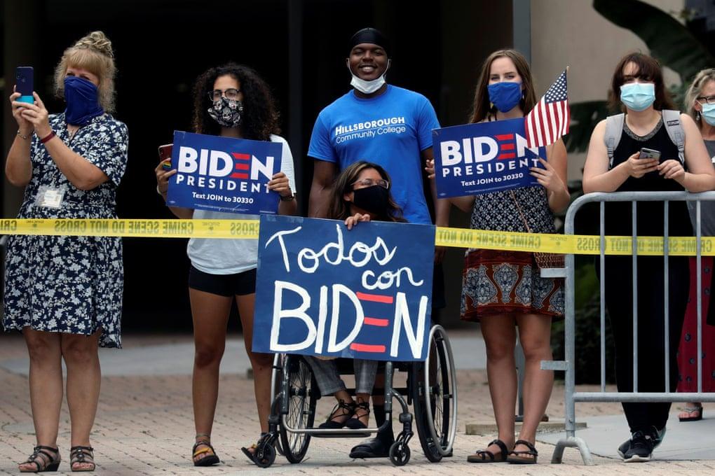Latino Voters for Biden