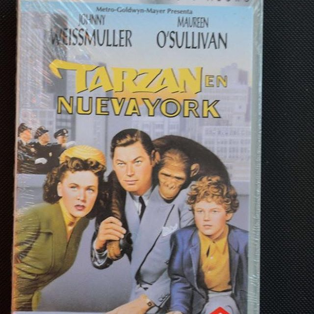 Tarzan en Nueva York (1942, Richard Thorpe)