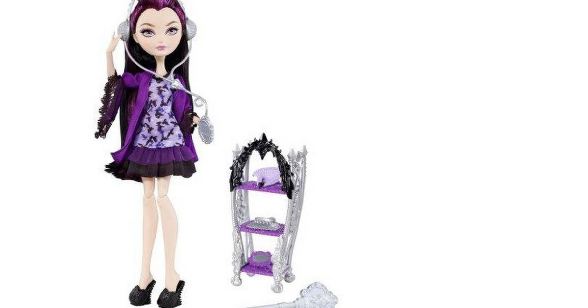 Ever After High Getting Fairest Raven Queen Doll Review, Sale, Price in Toy