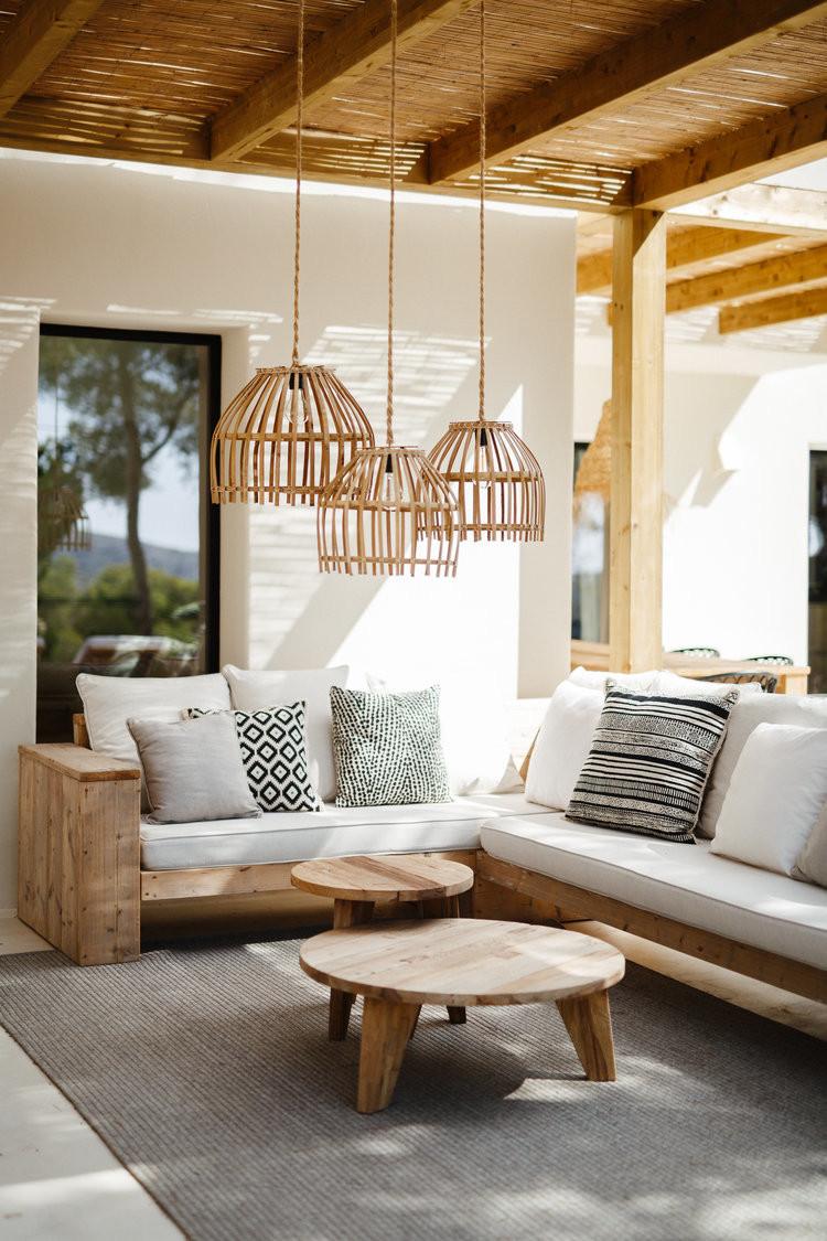 Estilos de decoración de interiores:  estilo mediterráneo