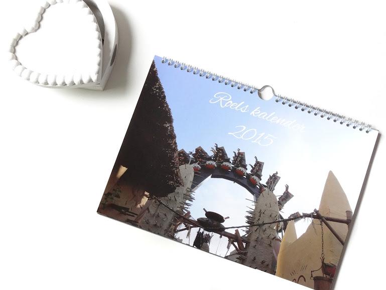 Kalender van Fotofabriek