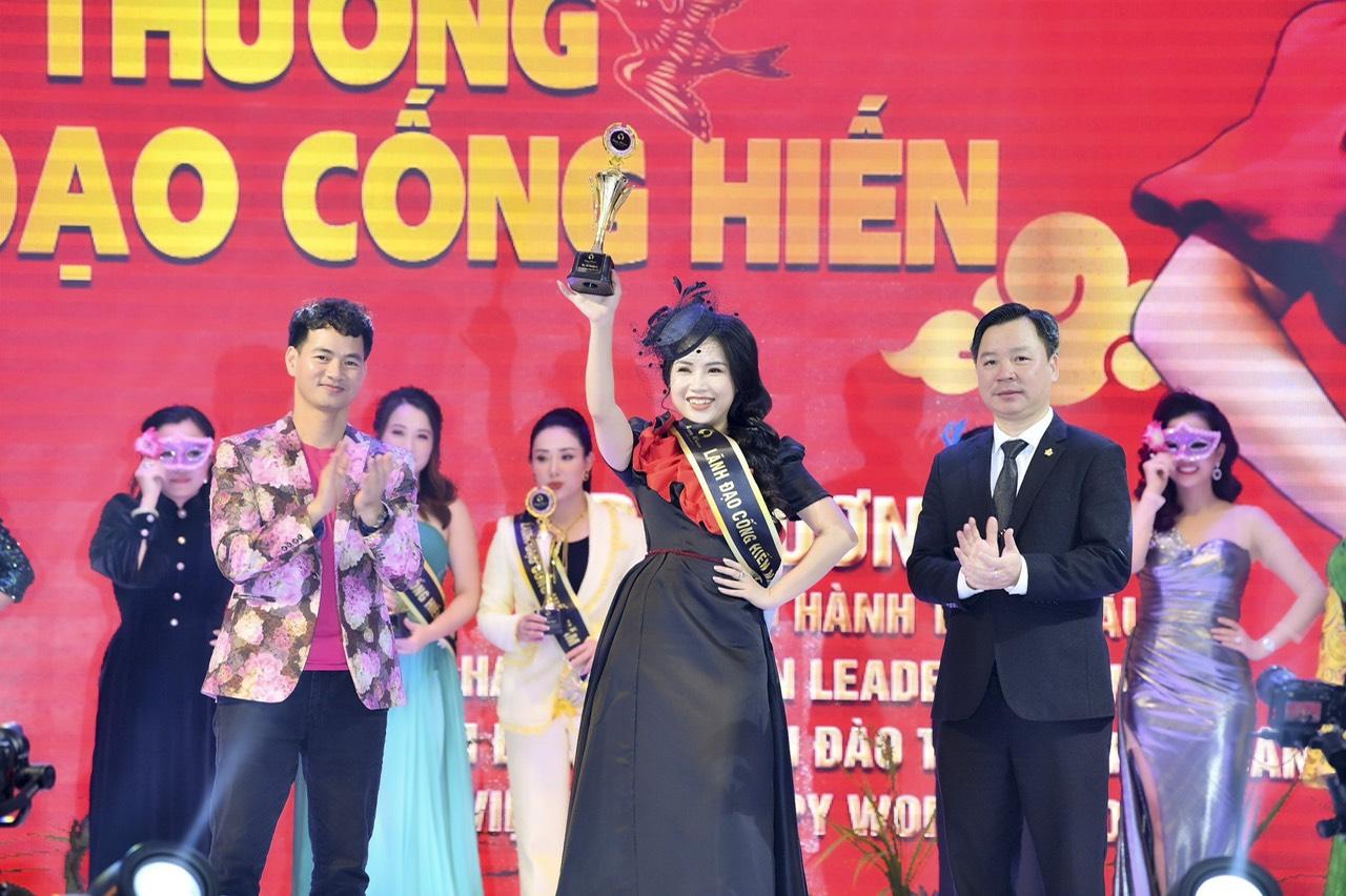 Chủ tịch MJU Group Đỗ Hương Ly - Nữ lãnh đạo cống hiến - Ảnh 3
