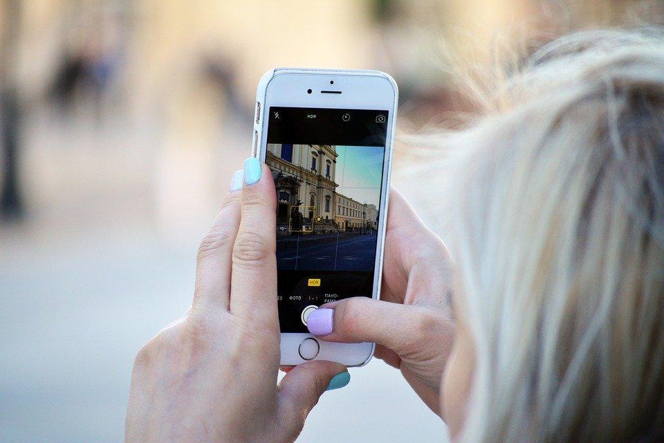 Instagram, Meios De Comunicação Sociais, Menina, Mulher