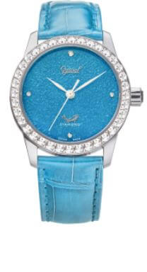 Đồng hồ Ogival Enamel 1550,14AMW-GL chính hãng