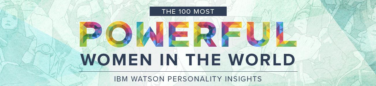 atson's Most Powerful Women