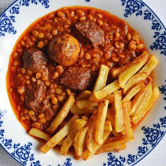 خورشت قیمه خوش طعم و دلچسب ایرانی
