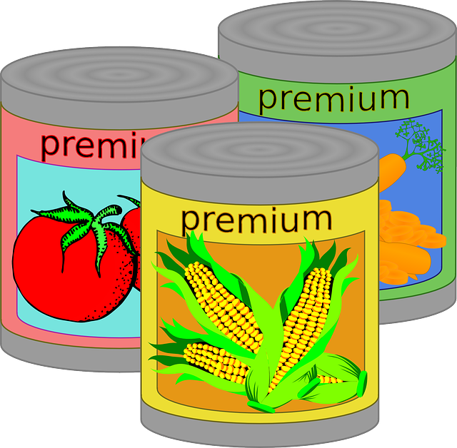 Food, Canned foods