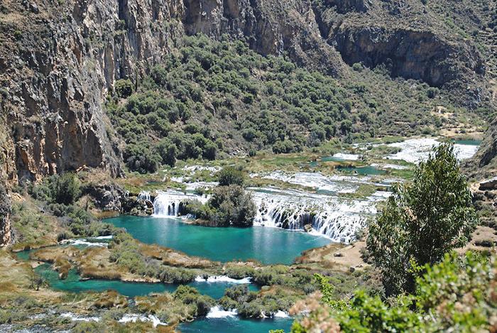 Huancaya Río Cañete