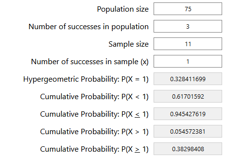 Probability in CCGs: Draw Odds -