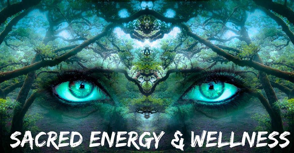 Sacred Energy and Wellness Blog Cover