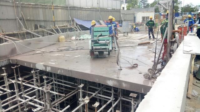Chủ thầu công trình nên sử dụng dịch vụ khoan cắt bê tông
