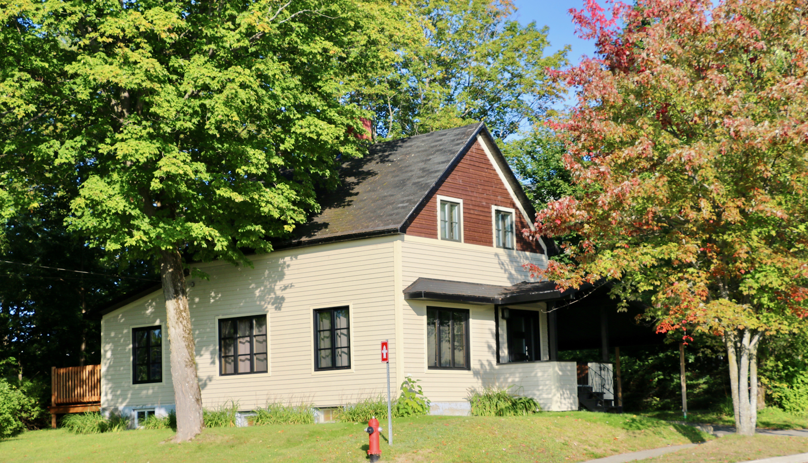 Cottages for rent with spa in the Eastern Townships #12