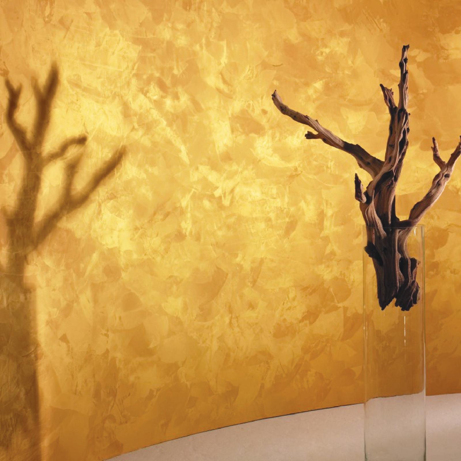 Sơn hiệu ứng Waldo-Sơn hiệu ứng nhũ vàng dành cho thiết kế khách sạn