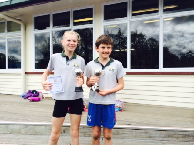 TMCS Winners Country Cluster Cross Country