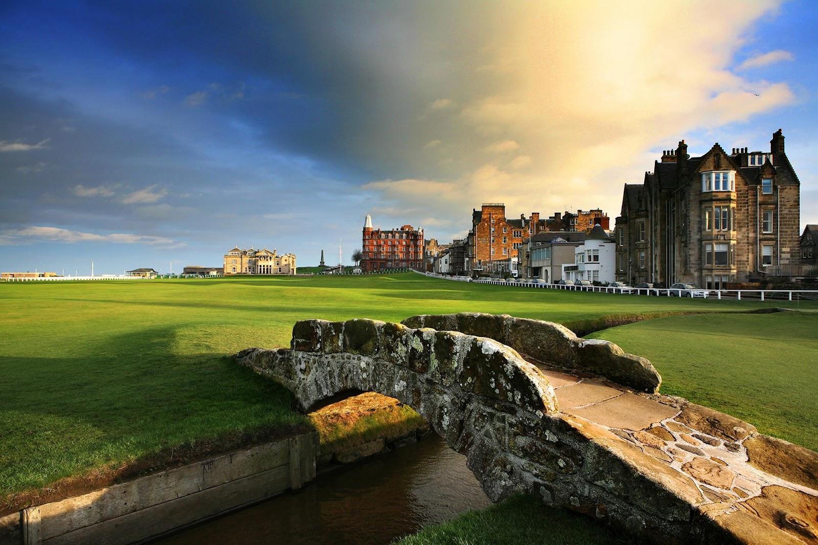 St Andrews - A bucket list golf trip - Carr Golf