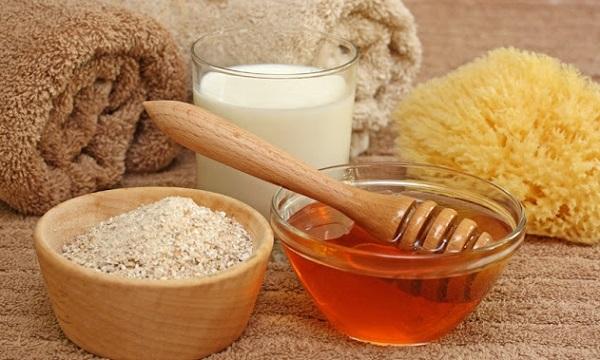 Cách làm trắng da từ thiên nhiên với cám gạo