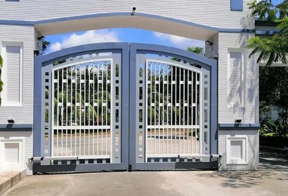Nhu cầu sử dụng loại cổng mở hiện nay ngày càng phổ biến