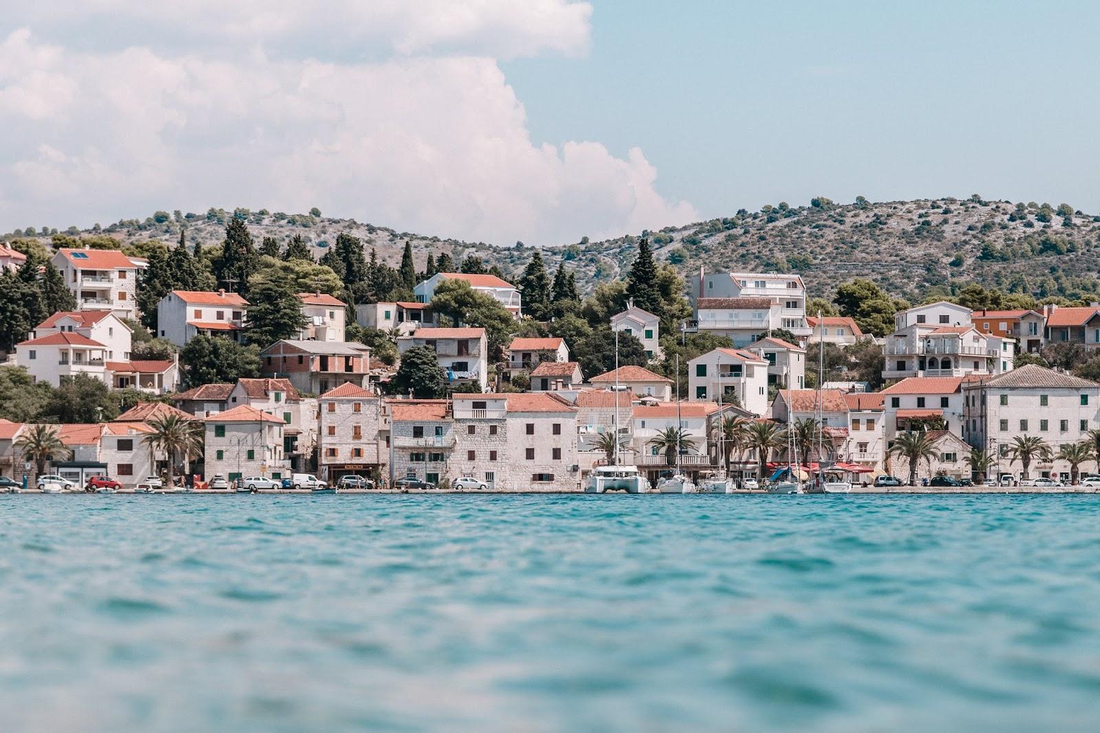 Dalmatië in Kroatië