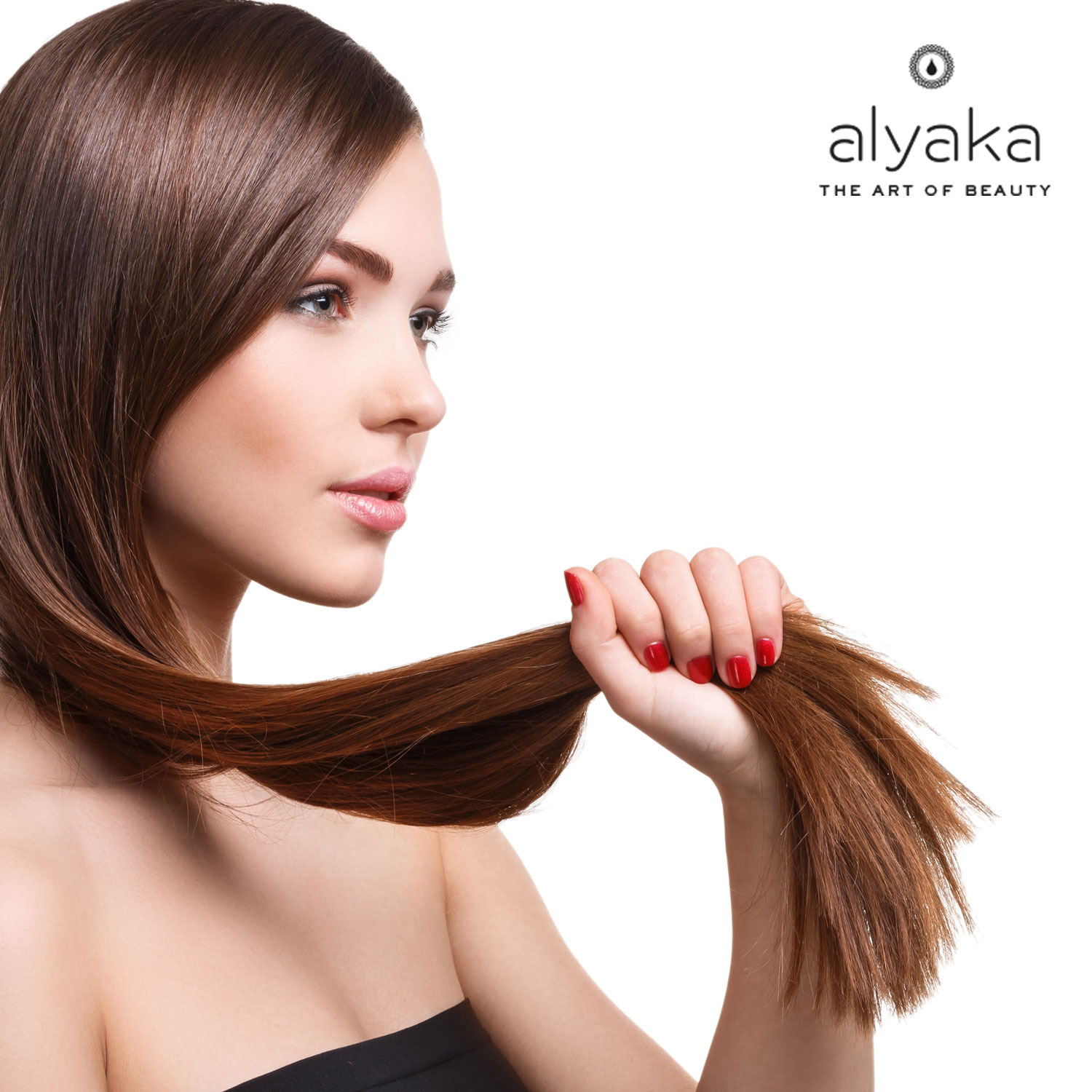 Split Ends   Signs of Over Treated Hair