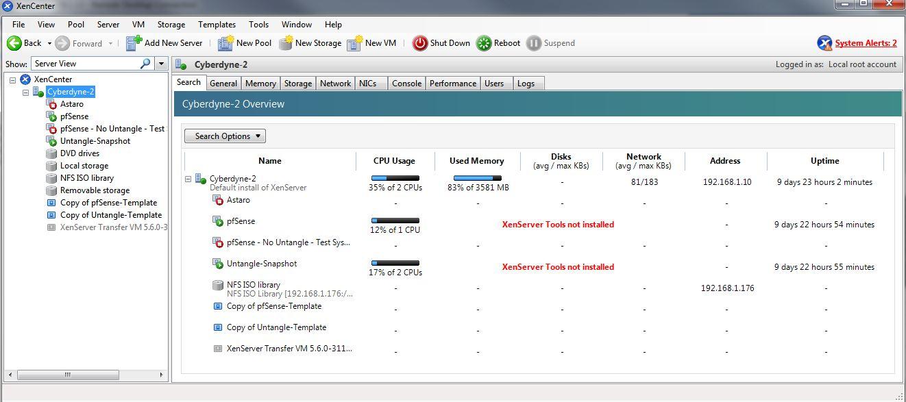 Virtualizaton, Citrix ZenServer, Microsoft Hyper-V, Disk2vhd