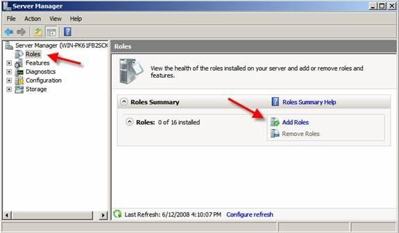 Dedicated file server definition x