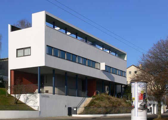 Weissenhof Estate, Le Corbusier