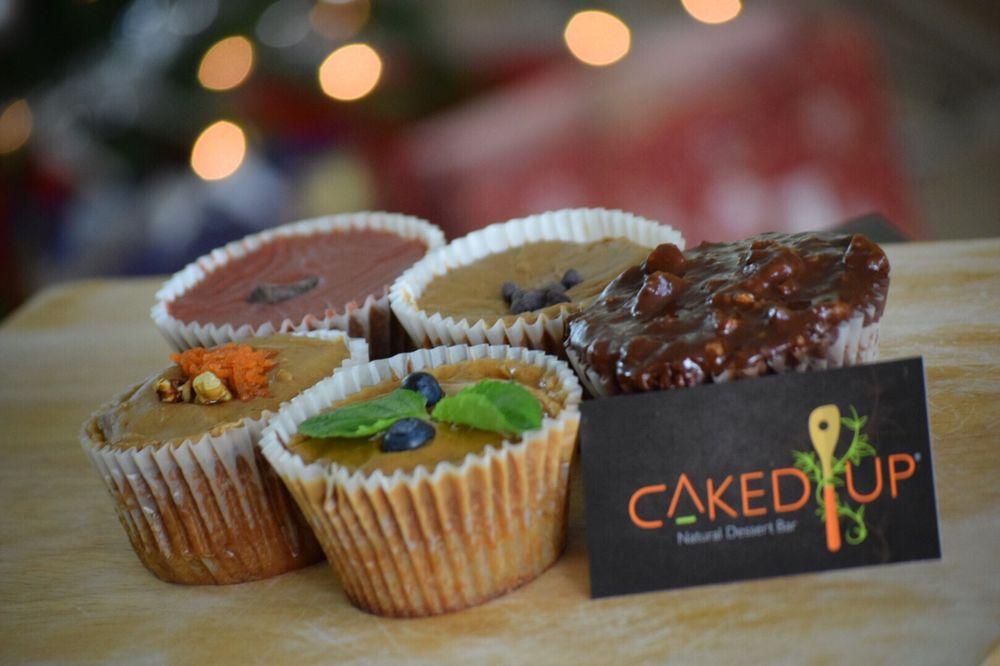Caked Up- Natural Dessert Bar