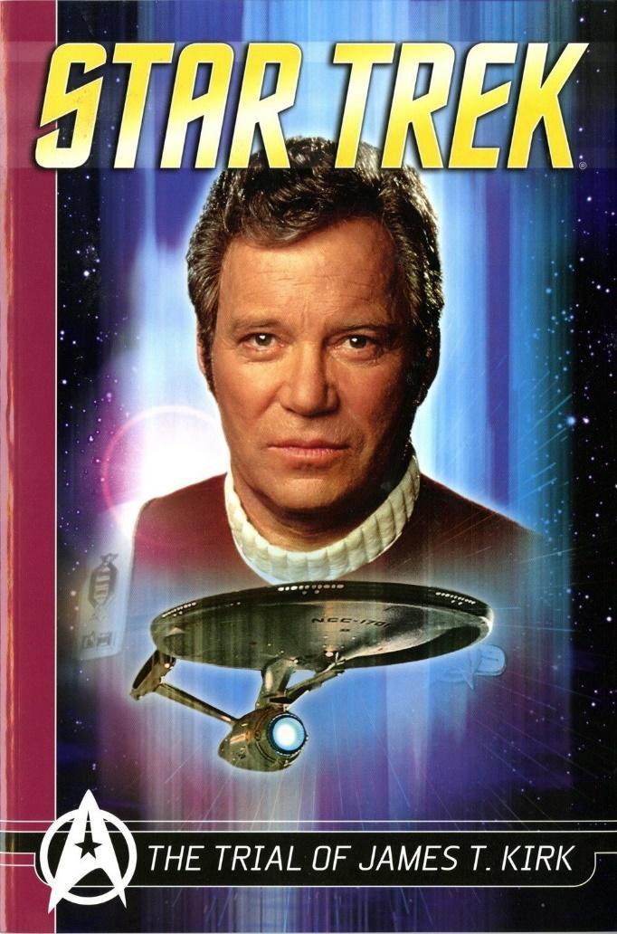 Star Trek Comics Classics: The Trial of James T. Kirk Titan Star Trek  Collections: Amazon.in: David, Peter, Fry, James W., Purcell, Gordon: Books