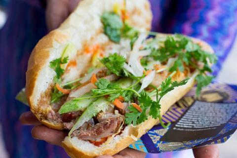 Bánh mì – sản phẩm của sự giao thoa tinh tế