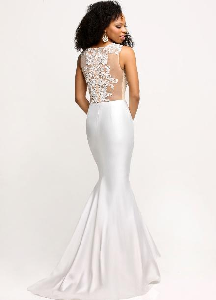 Back view of Style : 71669
