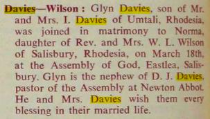 Idris Davies - Davies family site  - MyHeritage