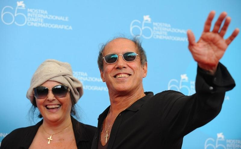 Adriano Celentano and Claudia Mori 3