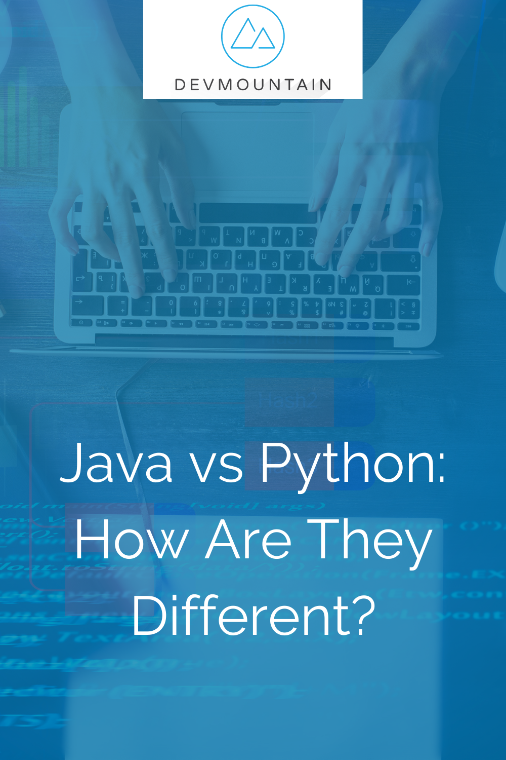 Java vs Python: How Are They Different?