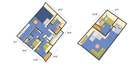 4 Bedroom, 2 Story #1