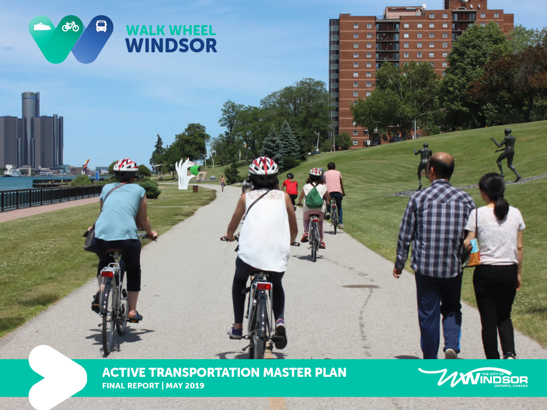 City of Windsor Active Transportation Master Plan: Final Report | May 2019