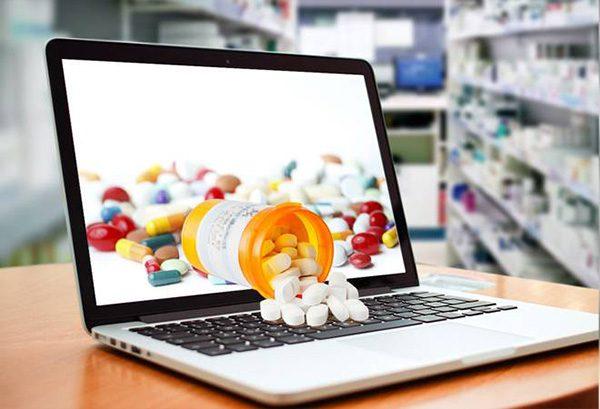 Quầy thuốc online