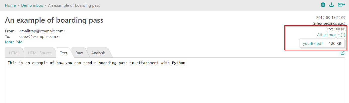 Sending Emails in Python — Tutorial with Code Examples