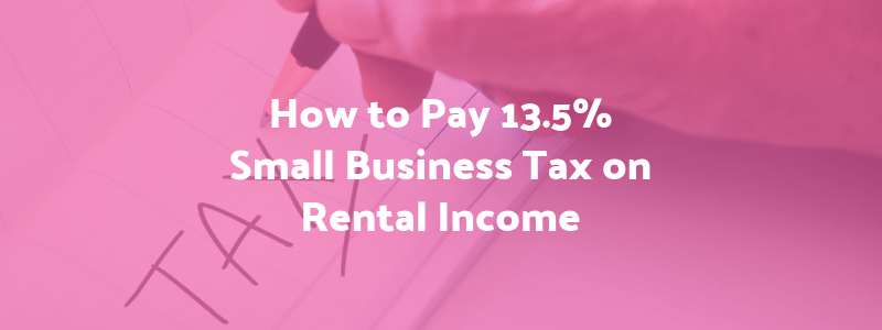 taxation of rental income