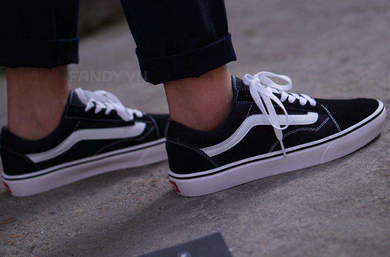 4 Cách Phối Đồ Với Giày Vans Nam