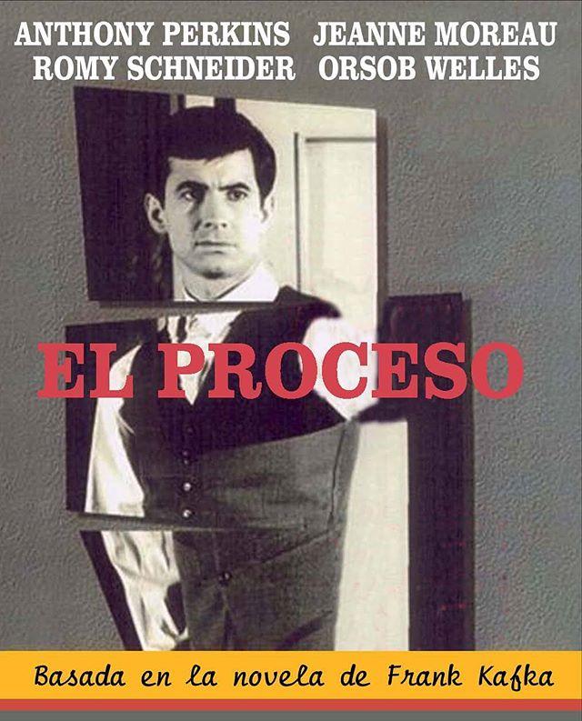 El proceso (1962, Orson Welles)