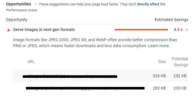 Get SEO quick-fixes with Google's PageSpeed Insights