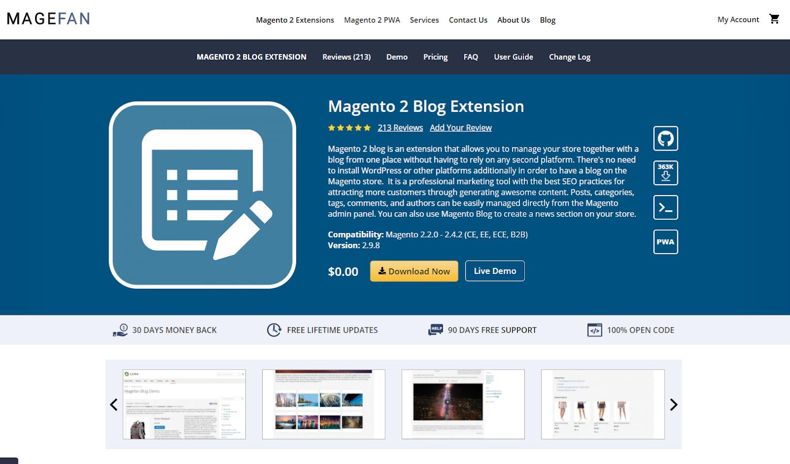 top magento extensions 2021 - Magefan Blog