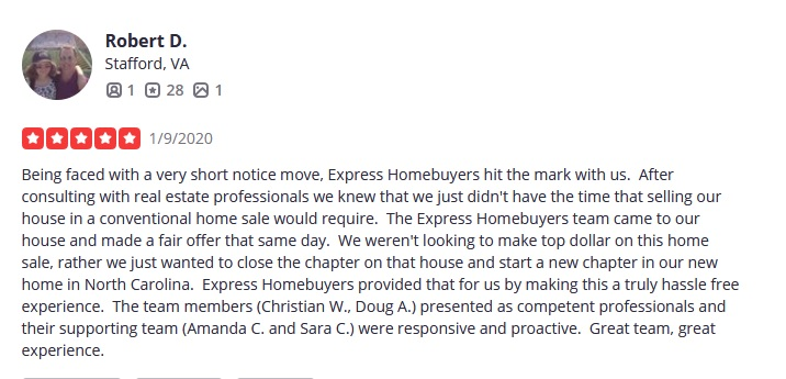 homebuyer express review