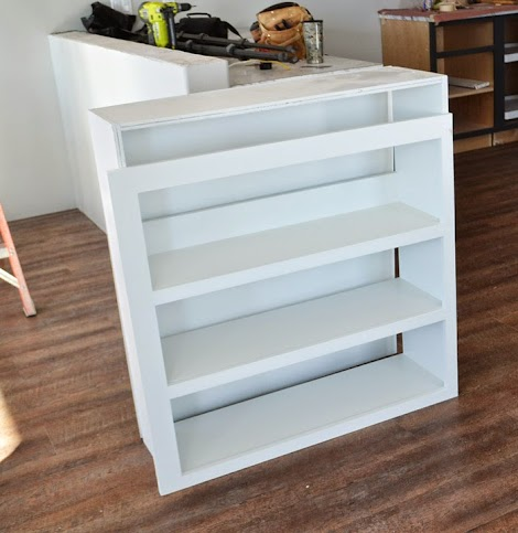 """Ana White   Open Wall Cabinet - 36"""" Wide x 30"""" Tall - DIY ..."""
